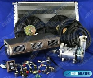 New A C Kit Universal Under Dash Evaporator 450 Hd Kit Air Conditioner 450 1a Br