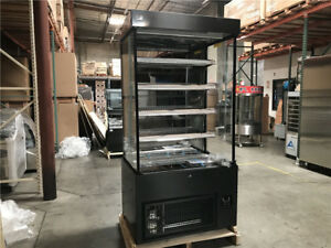 Nsf Open Air Display Case Refrigerator Fgm40