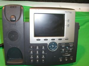 Cisco Cp 7945g 2 line Unified Voip Ip Color Display Business Phone Lot Of 10