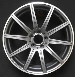 Mercedes Benz E63 12 13 14 15 16 19 10 Spoke Factory Oem Wheel Rim 85237