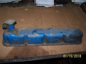 Ford 5000 7000 6600 7600 Amd More Tractor Valve Cover