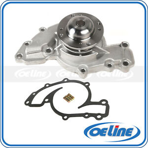 Aw5075 Water Pump For 98 09 Chevrolet Buick Oldsmobile Pontiac 3 8l V6 Ohv 12v