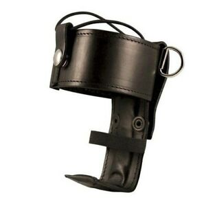 Radio Strap Cb Holder Leather Universal Firefighter s Specific Best Accessories