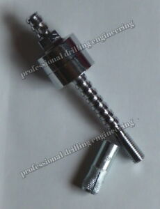 2 Units Hilti Core Drill Clamping Nut Spindle For Dd 100 Dd 130 Dd 130