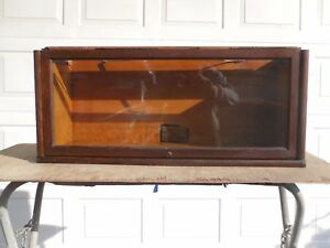 Antique Globe Wernicke Oak Barrister Bookcase Section D 12 1 4 299 Grade