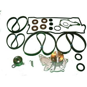 For 1990 1992 Toyota Corolla 4afe 1 6l Fwd Timing Belt Kit