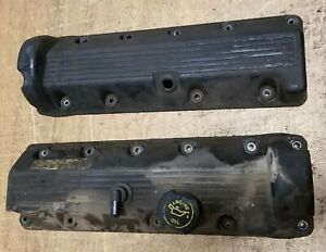 Valve Cover Set 4 6l 2v 1994 1995 Thunderbird Cougar