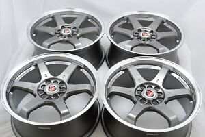 17 Rims Wheels Tires Integra Cirrus Accord Camry Civic Neon Legend 5x100 5x114 3