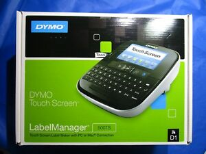 Dymo Labelmanager 500ts Label Thermal Printer Upc 071701059376