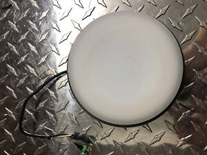 Sound Off Signal Universal Fully Led Red white Dome Light
