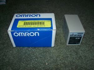 new Omron 61f gp nh3 Floatless Level Switch Box69a