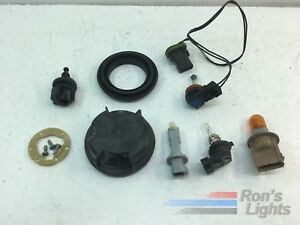 2014 2016 Jeep Grand Cherokee Halogen Headlight Misc Parts Oem Pre Owned