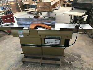 Powermatic 12 Jointer 3 Ph Fs 305