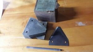 Sickle Bar Tractor Mower Blades Oliver Z 5158 Nos Box 3x3 1 4 Herschel Co