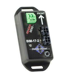 Dakota Digital Compass With Outside Air Temperature Expansion Module Bim 17 2