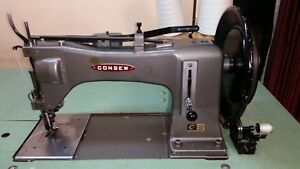 733 Consew Sewing Machine In Excellent Condition The Original Very Strong