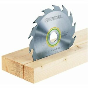 Circular Saw Blades Festool 495378 Panther Ripping For Ts 75 Plunge Cut 16 Tooth