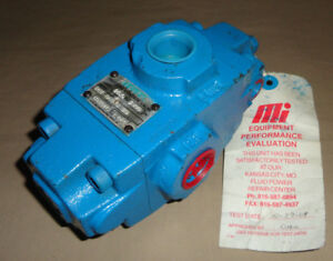 Vickers Rct 06 D2 30 Pressure Relief Valve Rct06d230 Hydraulic Control Repaired