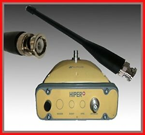 Topcon Gps Antenna For Gr 35 Hiper 450 470mhz High Frequency Gps