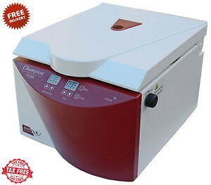 Centrifuge Machine Desktop Electric Lab Laboratory Scientific Equipment 3300rpm