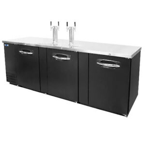 Norlake Nldd95 Advantedge Commercial Direct Draw Beer Cooler
