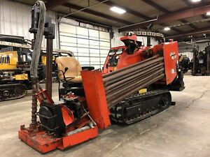2007 Ditch Witch Jt520 Directional Drill Package Hdd Machine Usa