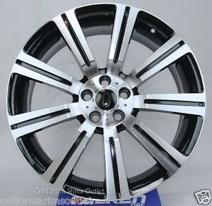 22 Wheels Rims For Range Rover Sport Hse Supercharged Land Rover Sport Stormer