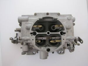 Carter Afb 3611s Dated A4 1964 Dodge 413 Parts Carb