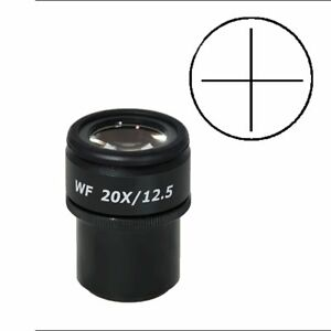 Eyepiece Field Of View Dia 12 5mm 20x Reticle Adjustable Eyepiece Sz17013642