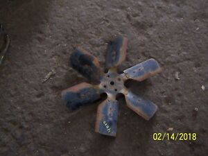 Ford 2000 3000 4000 Tractor Engine Fan