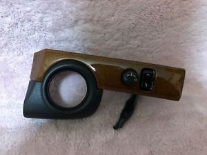 Nissan Cima F50 Power Folding Mirror Switch And Key Panel