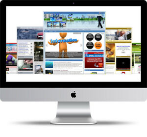 Internet Niche Turnkey Website Package 5 Websites