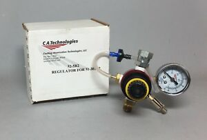 Ca Technologies 52 5r2 Pass through Regulator For Pressure Cups Free Ship