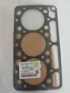 Genuine Kubota Diesel 3 Cylinder Head Gasket Part 15676 03310