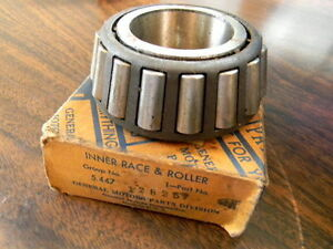 1939 1940 Chevrolet Gmc Coe 1 1 2 Ton Truck Nos 2 Speed Front Pinion Bearing