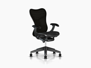 Herman Miller Mirra Chair Brand New Fully Adjustable Full Warranty