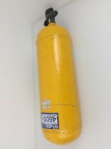 Isi 11828 Air Tank 4500 Psi 306 Ats 316 Kgs cm2 310 Bar