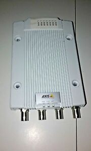 Axis M7014 0415 001 01 Poe 4 channel Video Encoder