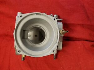 Stromberg Zenith Cd 175 Carburetor Body Cd175 Carb Mg Mgb Triumph Tr7 Jaguar Etc