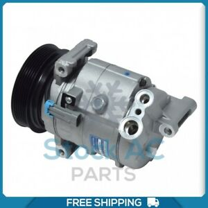 New A c Compressor For Chevrolet Sonic 1 8l 2012 Oe 95935304
