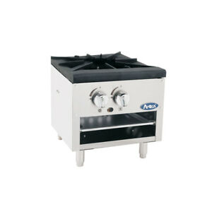 Atosa Atsp 18 1l Commercial Single Stock Pot Stove Lower