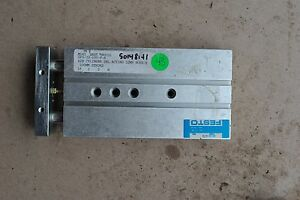 New Festo Dpz 32 100 pa Twin Piston 100mm 32mm Twin Pneumatic Cylinder Linear
