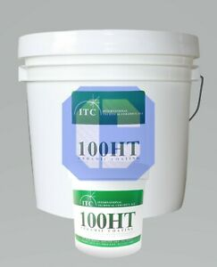 Itc 100ht Ceramic Radiant Heat Reflection And Refractory Protection Coating Pint