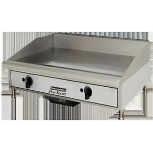Griddle Flat Top Grill Gas 24 Manual Toastmaster Tmgm24