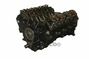 Remanufactured Ford 5 8 Premium 351w Long Block 1983 1993 No Core Required