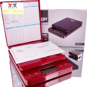Digital Postal Scale Electronic Postage Scales Mail Letter Package 0 1oz To 86lb