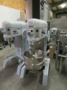 Hobart 60 Quart Dough Mixer H600 New Bowl hook 230v 3ph 1ph Available