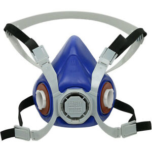 Pip Swx00387 Safety Works Half mask Respirator Large Box Of 5