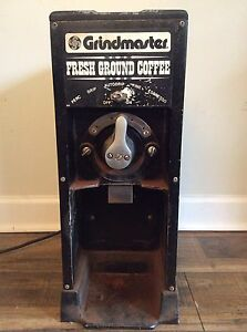 Grindmaster 495 Old Fashioned Coffee Grinder 5 Modes Tested And Working