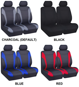 Pair Light Weight Neoprene Seat Covers For Mg Mga Rwd Coupe